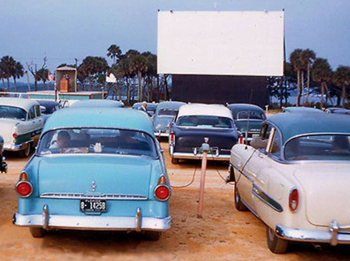 Daytona Beach Drive In Theatre