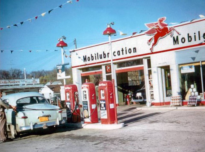 Gas Prices Las Vegas >> The Good Old Days - the 1950's and the 1960's - Do you ...